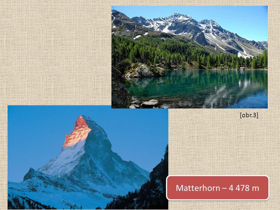 [obr.3] Matterhorn – 4 478 m